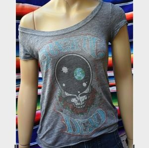 Grateful Dead Steal Your Face t shirt S to M